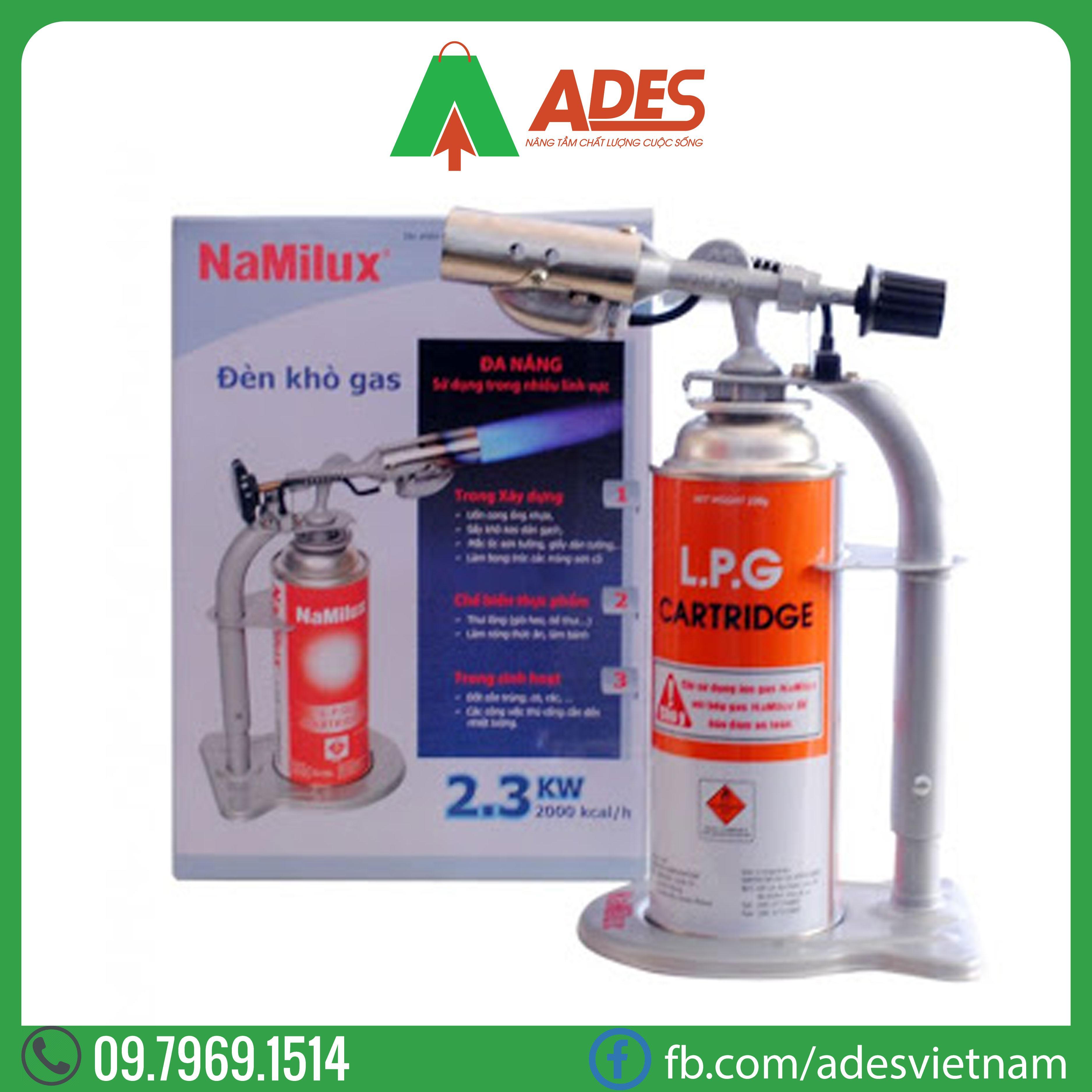 den kho Gas Namilux NA-176SP