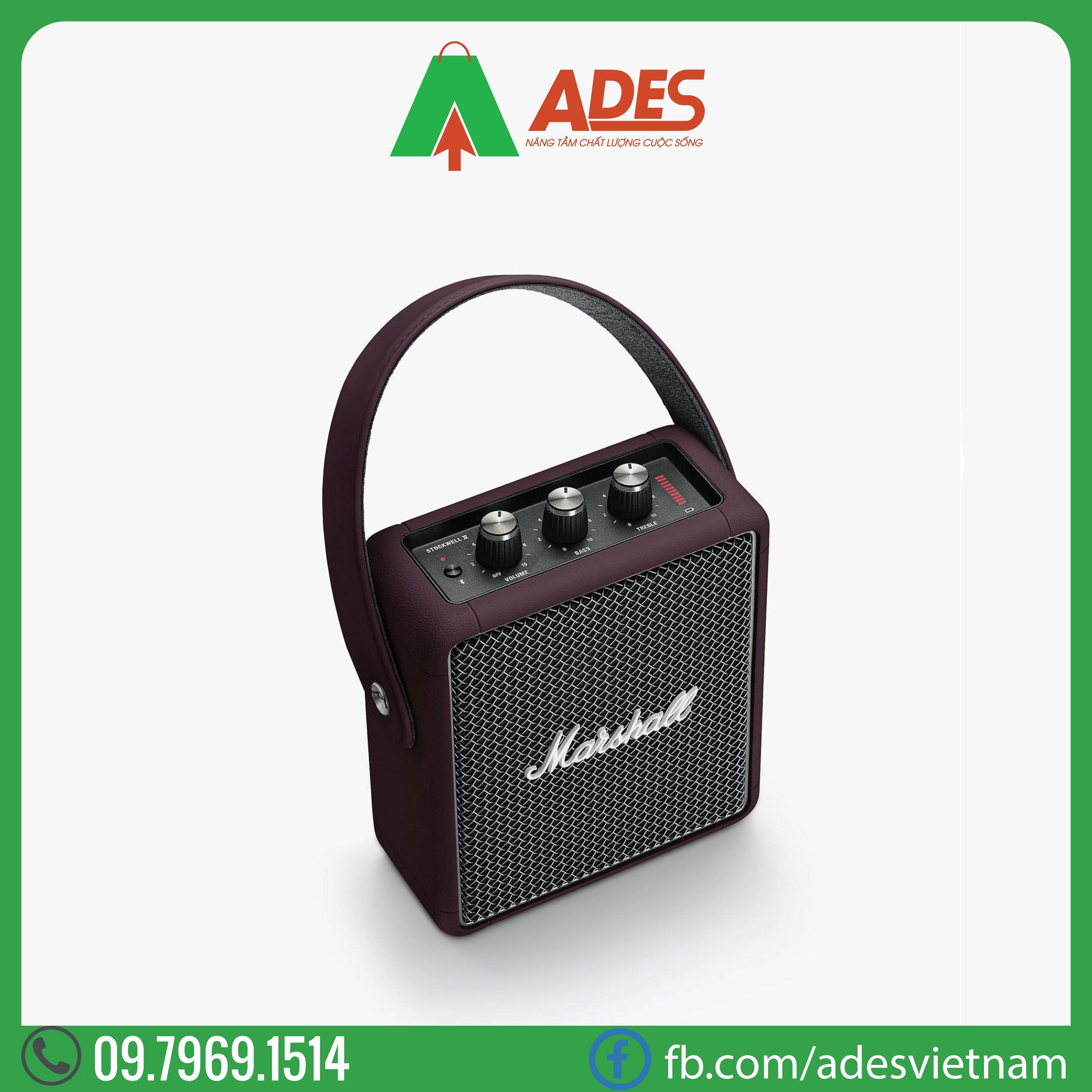 Loa Bluetooth MARSHALL Stockwell 2