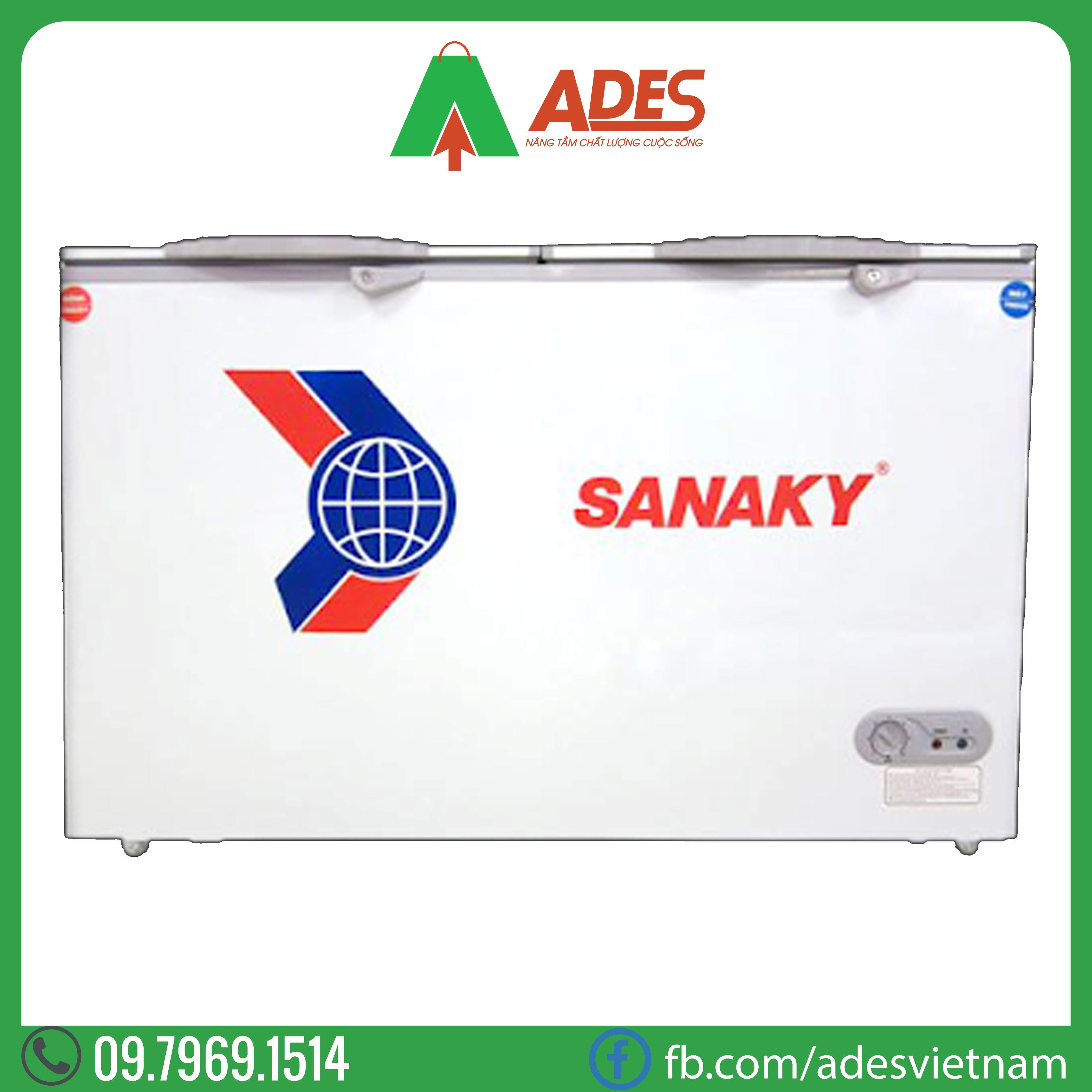 Tu dong Sanaky VH 668W2