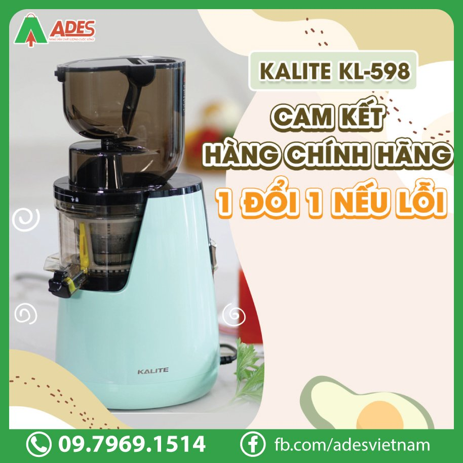 KALITE KL-598 bao hanh 1 doi 1
