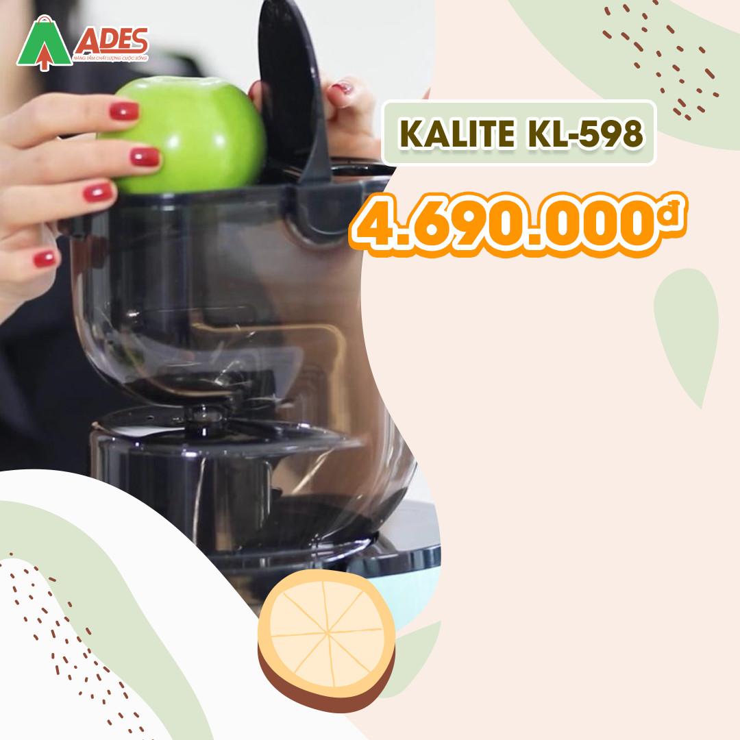 KALITE KL-598 gia re