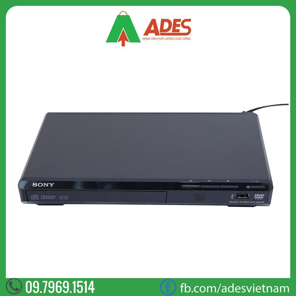 Dau dia DVD Sony DVP-SR370/BCSP6