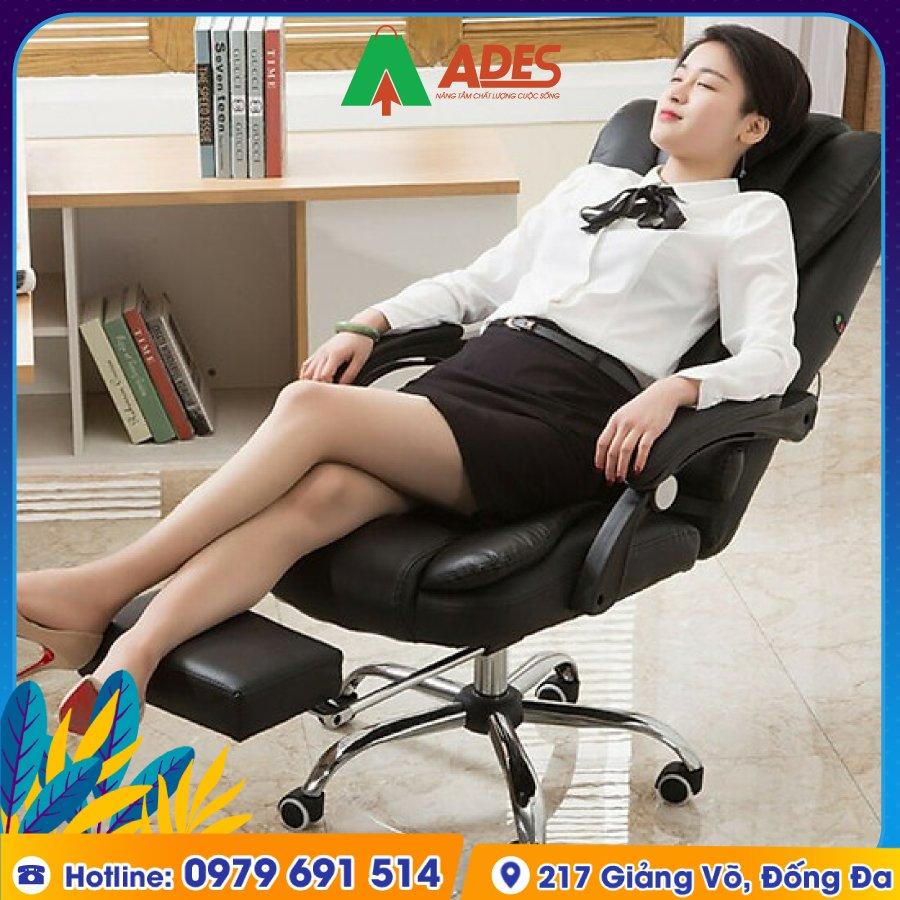 Ghe Massage Van Phong Edra EGC2000 sang trong