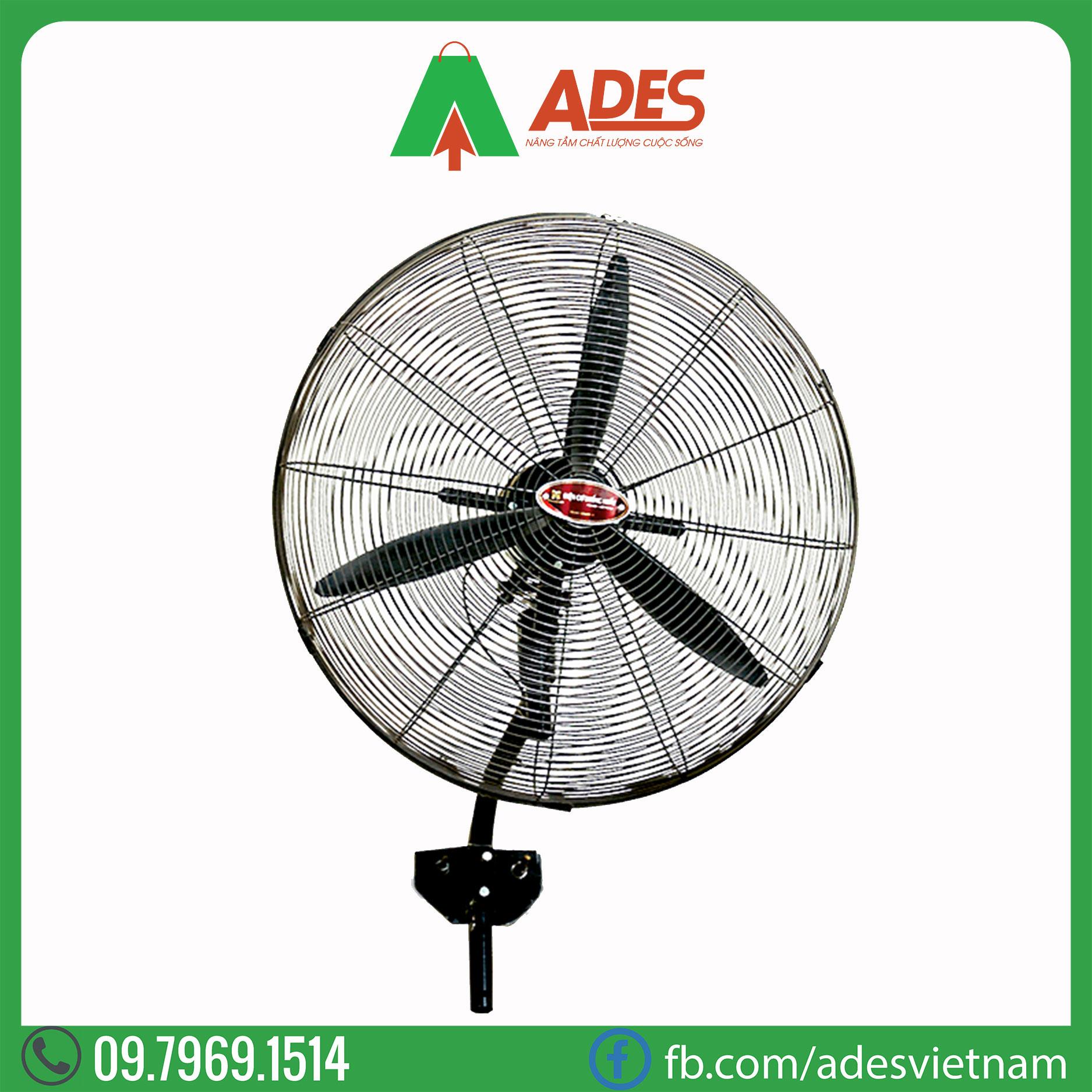 Quat treo tuong Vinawind QTT 750D Dien may ADES
