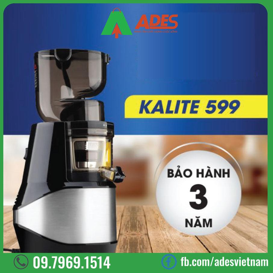 May ep trai cay Kalite KL-599