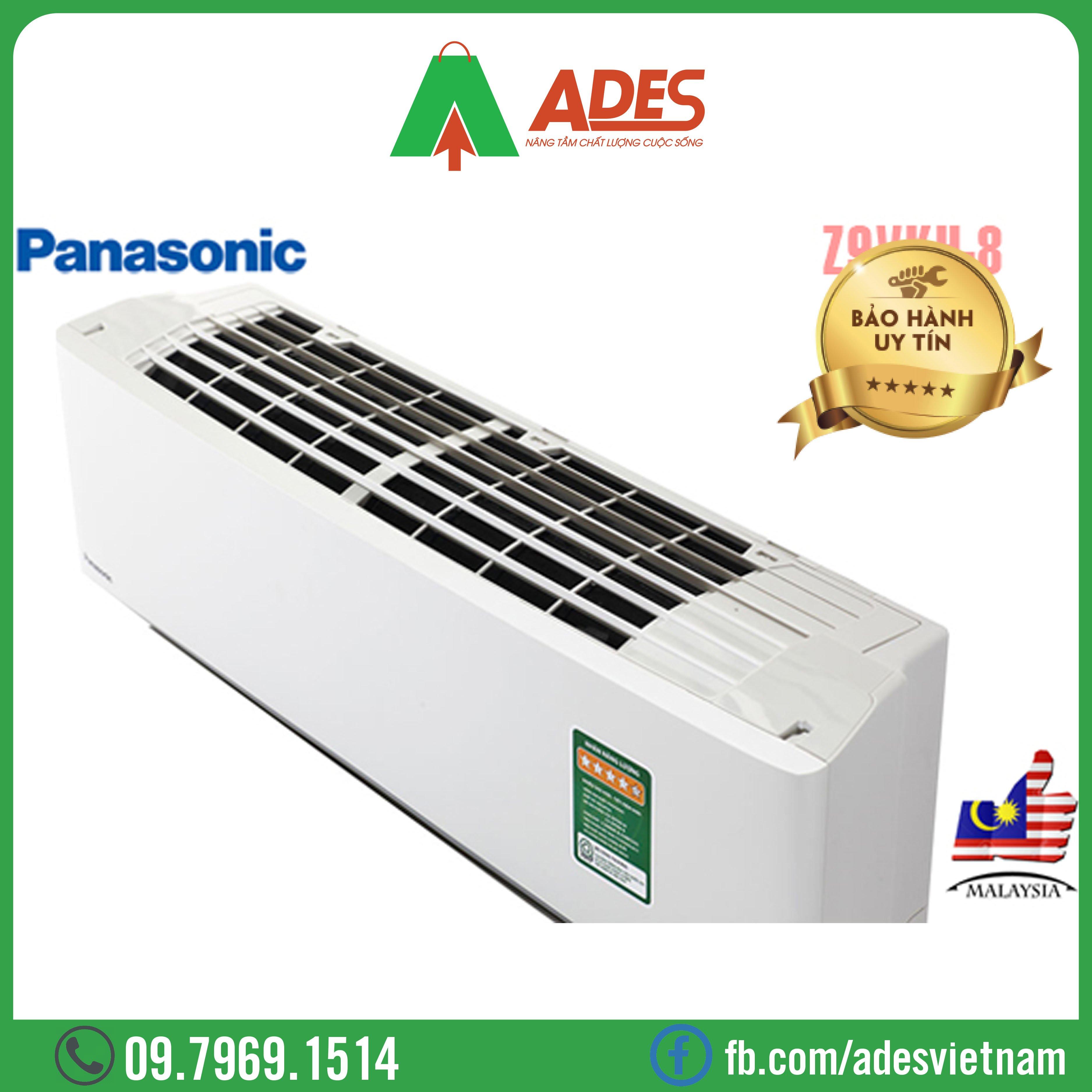 Dieu hoa Panasonic Inverter CU/CS-Z12VKH-8