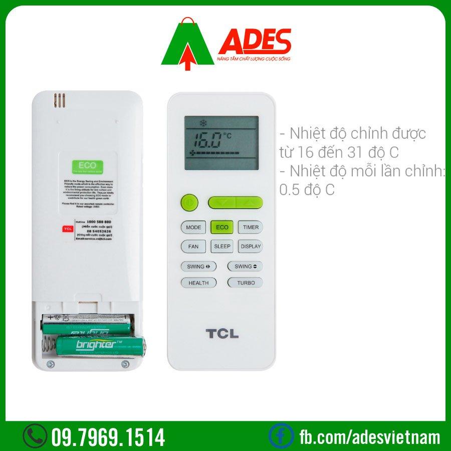 Dieu hoa TCL Inverter TAC-13CSD/XA66 13.000BTU
