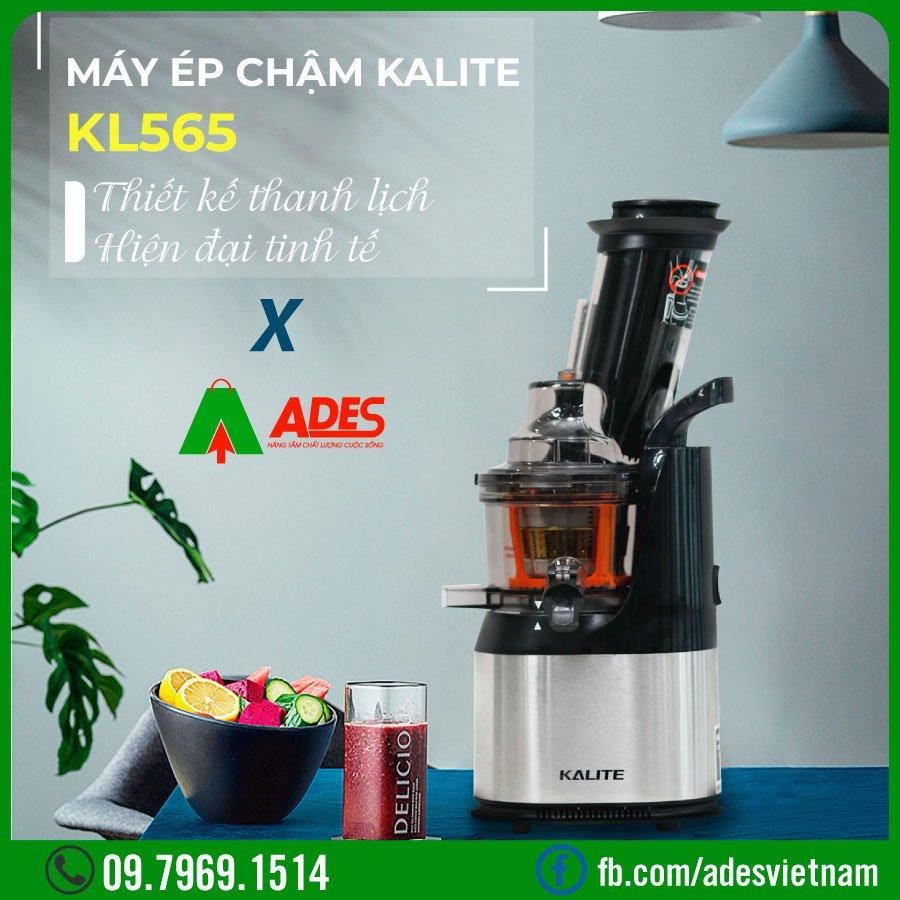 May ep cham Kalite KL-565