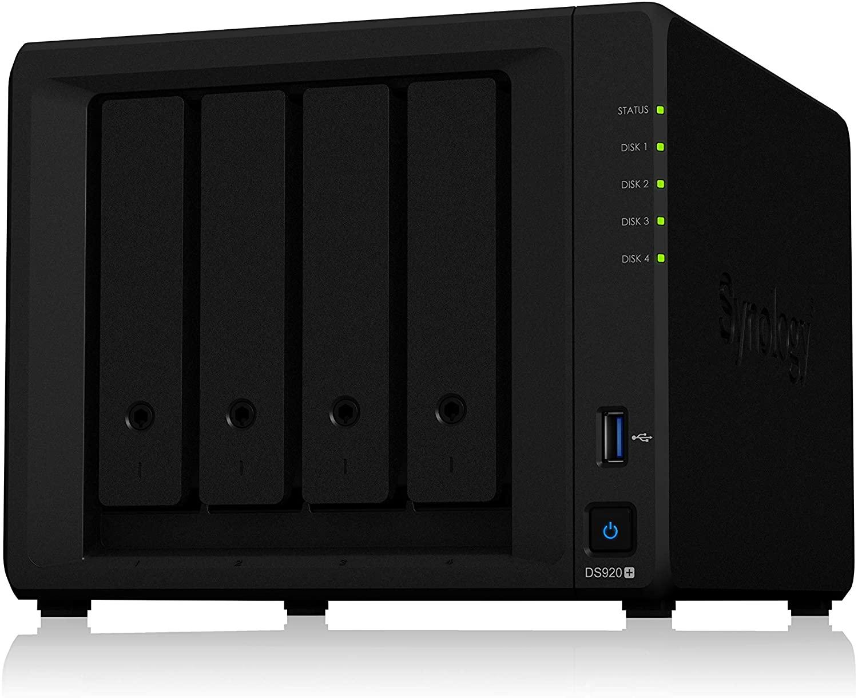 Synology DiskStation DS920+ DS220+ lựa chọn lưu trữ cho doanh nghiệp tốt nhất cho năm 2021 | Memoryzone - Professional in memory