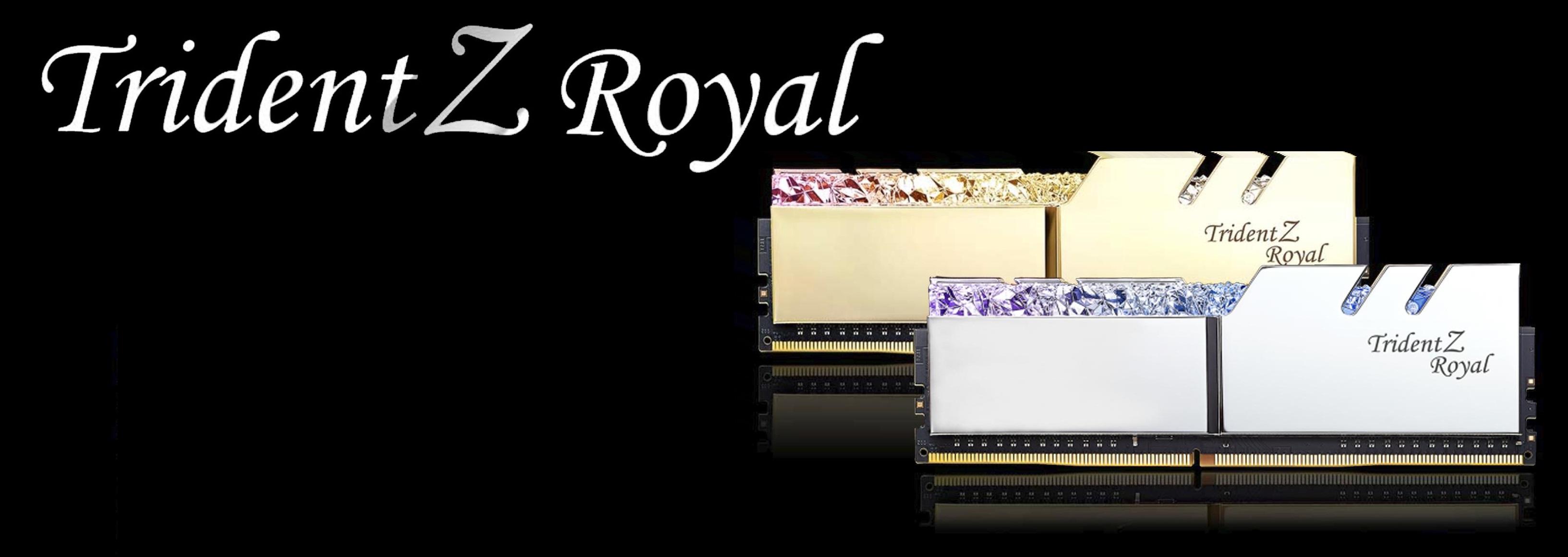Trident Z Royal Ddr4 Banner2