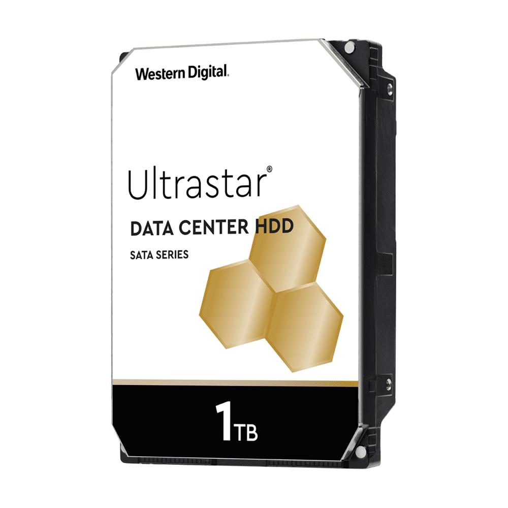 HDD WD Ultrastar HA210 1TB 3.5 inch SATA 512N SE 7K2 128MB Cache 7200RPM HUS722T1TALA604