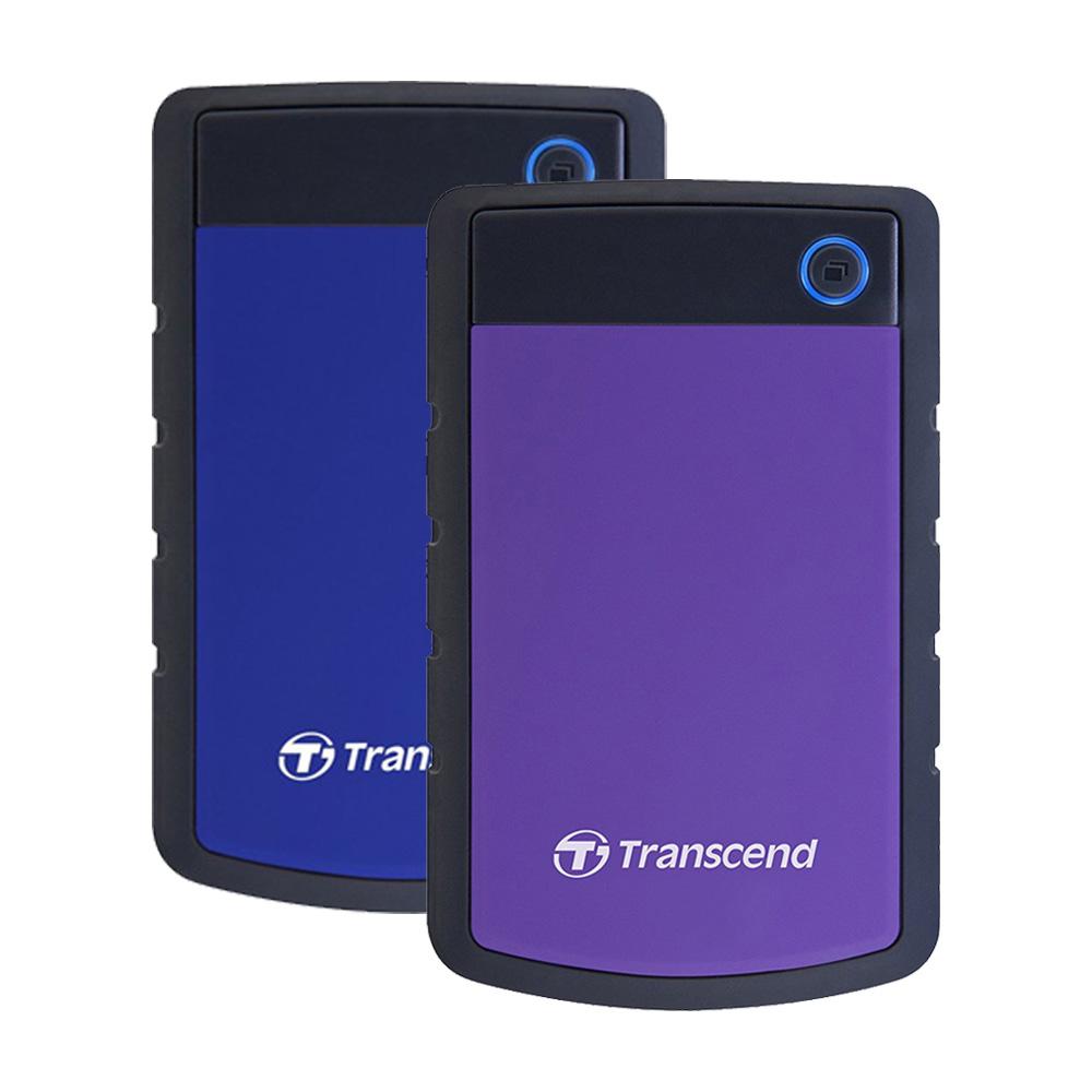 Ổ cứng di động Transcend StoreJet 25H3 2.5 1TB TS1TSJ25H3