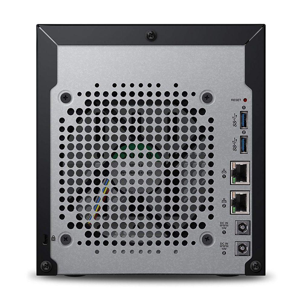 Thiết bị lưu trữ mạng NAS WD My Cloud EX4100 WDBWZE0000NBK-SESN