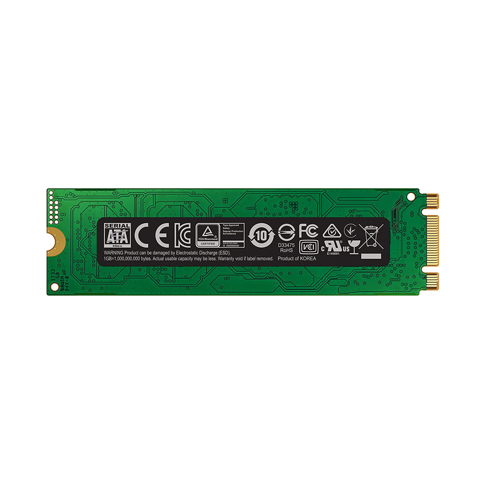SSD Samsung 860 Evo 500GB M.2 2280 SATA III MZ-N6E500BW