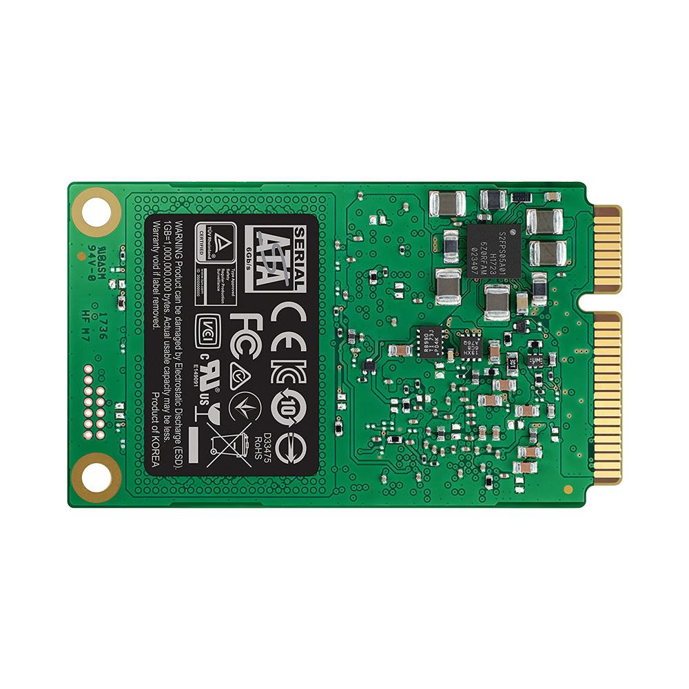 SSD Samsung 860 Evo 500GB mSATA SATA III MZ-M6E500BW