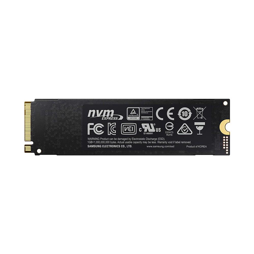 SSD Samsung 970 EVO Plus PCIe NVMe V-NAND M.2 2280 500GB MZ-V7S500BW