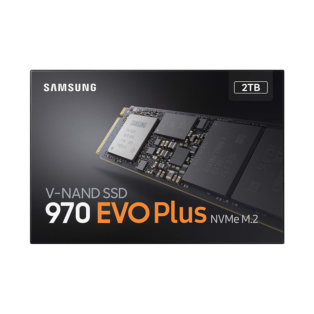 SSD Samsung 970 EVO Plus PCIe NVMe V-NAND M.2 2280 2TB MZ-V7S2T0BW