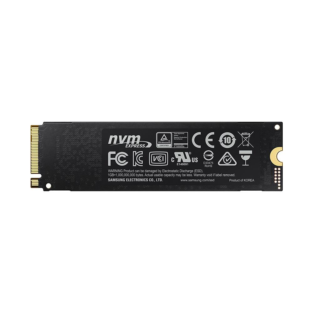 SSD Samsung 970 Pro PCIe NVMe V-NAND M 2 2280 512GB MZ-V7P512BW
