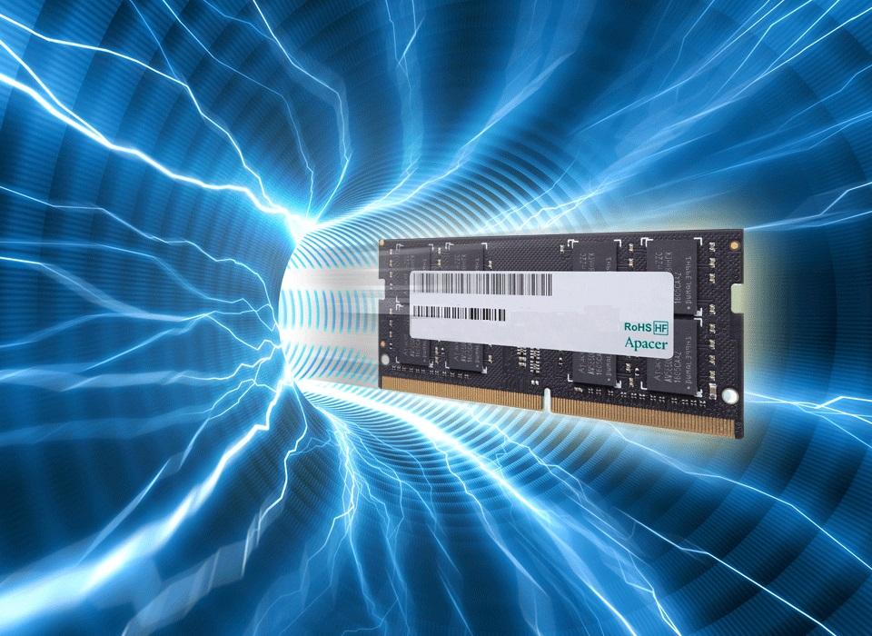 Ram Laptop Apacer DDR4 4GB 2400MHz 1.2v A4S04G24CEIBH05-1