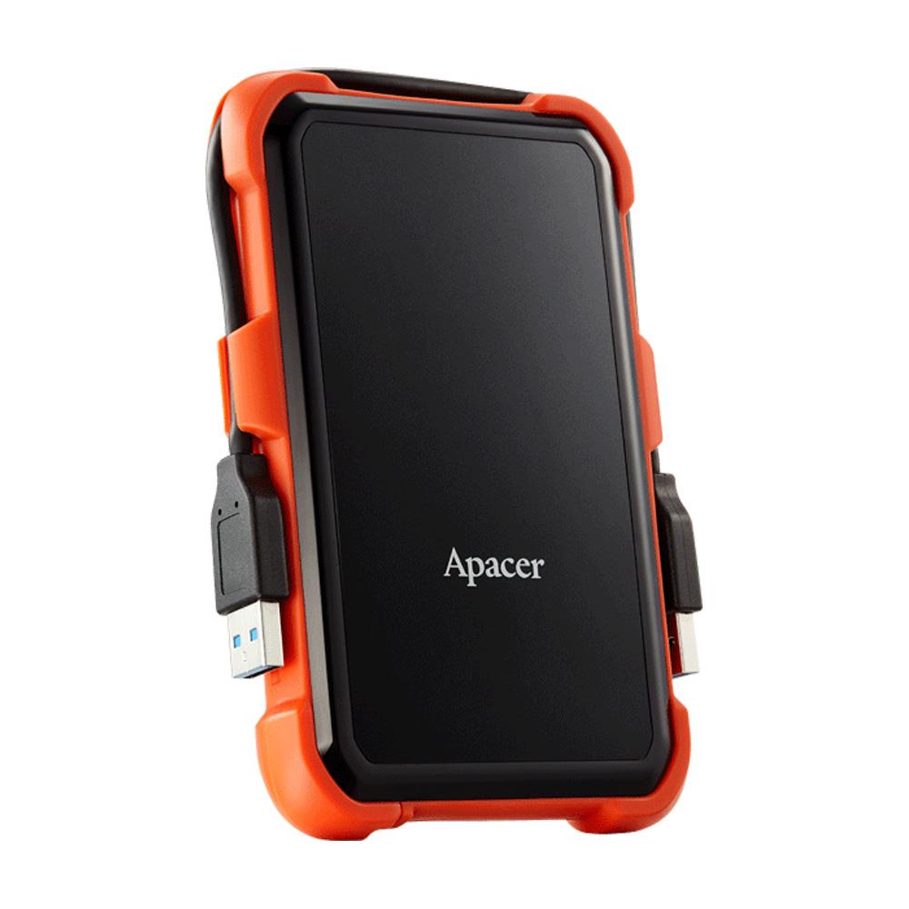 Ổ cứng di động chống Sock Apacer AC630 USB 3.1 1TB AP1TBAC630T-1
