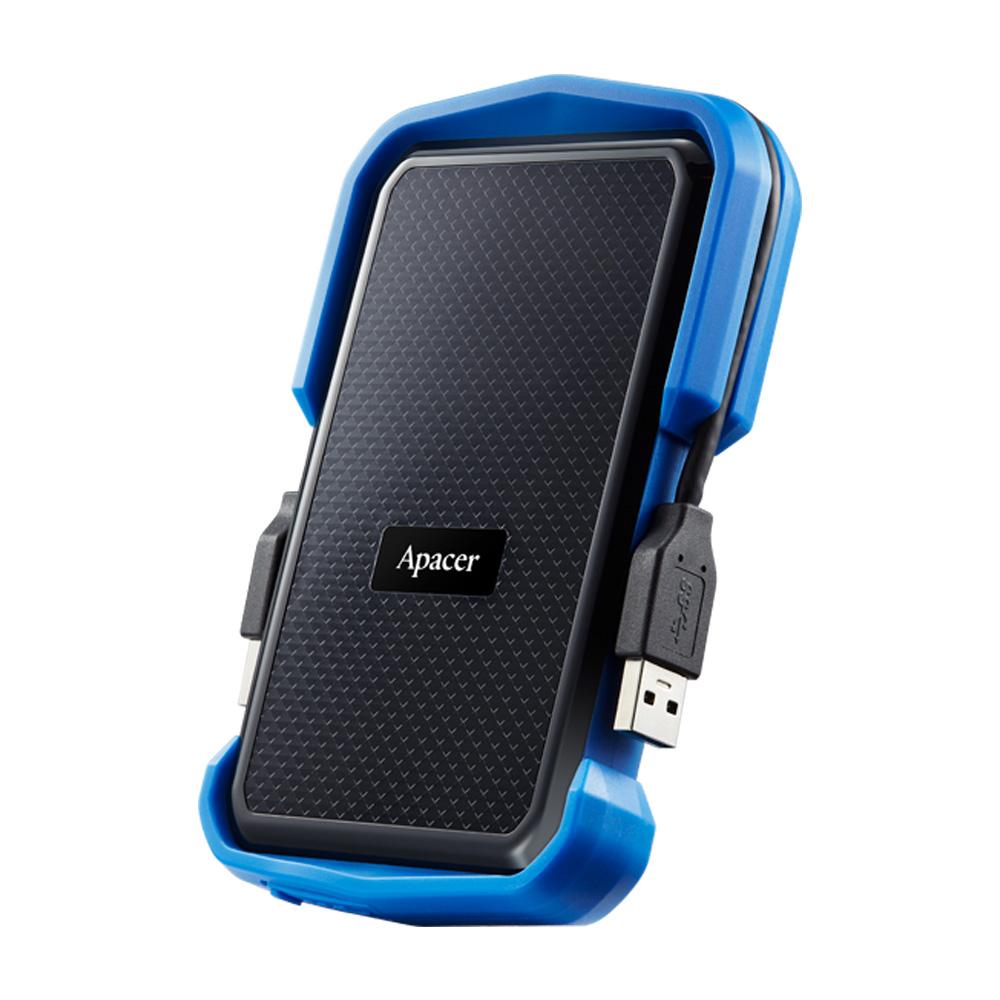 Ổ cứng di động 2TB chống Sock Apacer AC631 Military-Grade USB 3.1 Gen 1 AP2TBAC631U-1