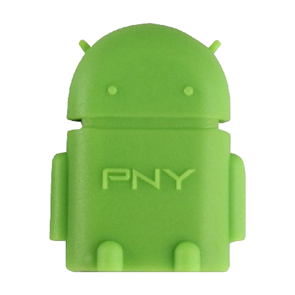 Adapter OTG Robot PNY For Android