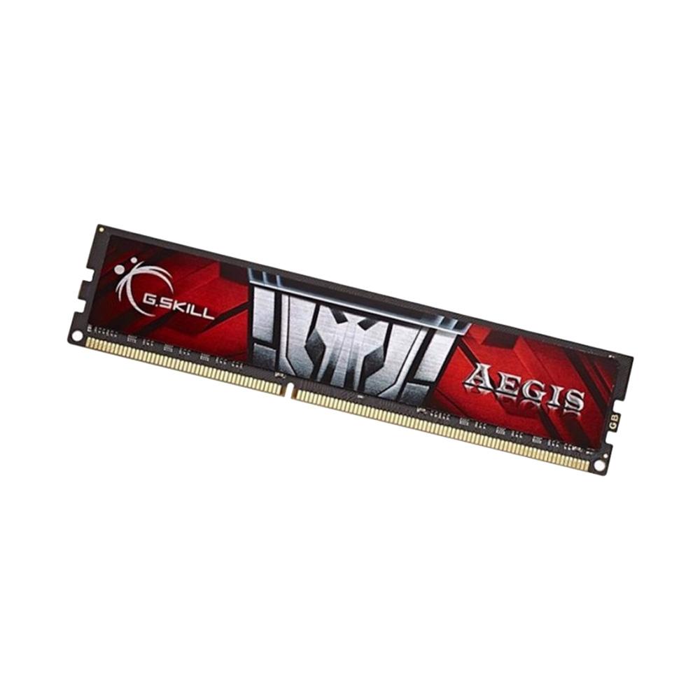 Ram PC G.SKILL Aegis 4GB 1600MHz DDR3 (4GBx1) F3-1600C11S-4GIS