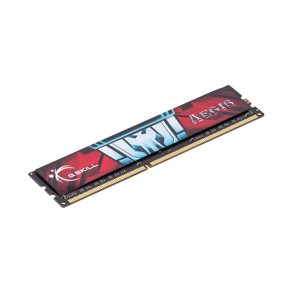 Ram PC G.SKILL Aegis 8GB 1600MHz DDR3 (8GBx1) F3-1600C11S-8GIS
