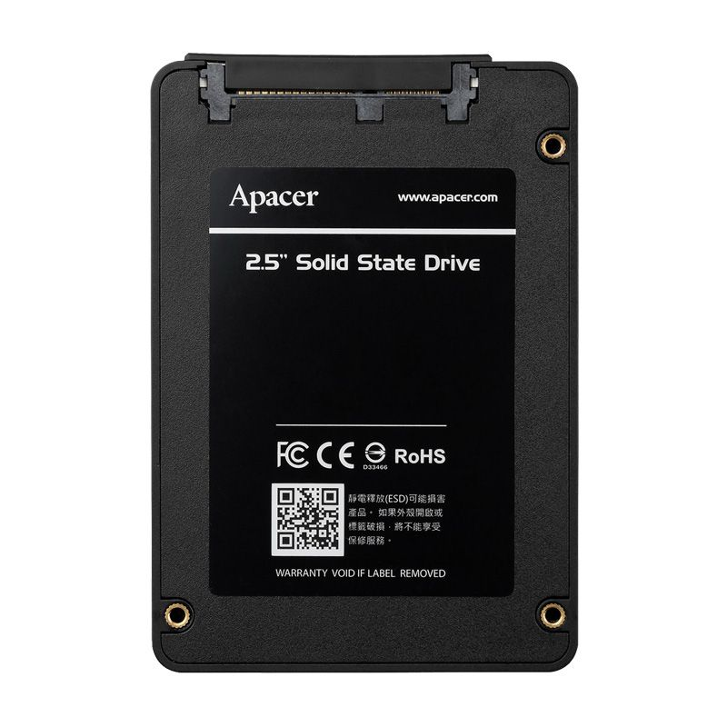 SSD Apacer Panther 2.5 inch Sata III 120GB AS340