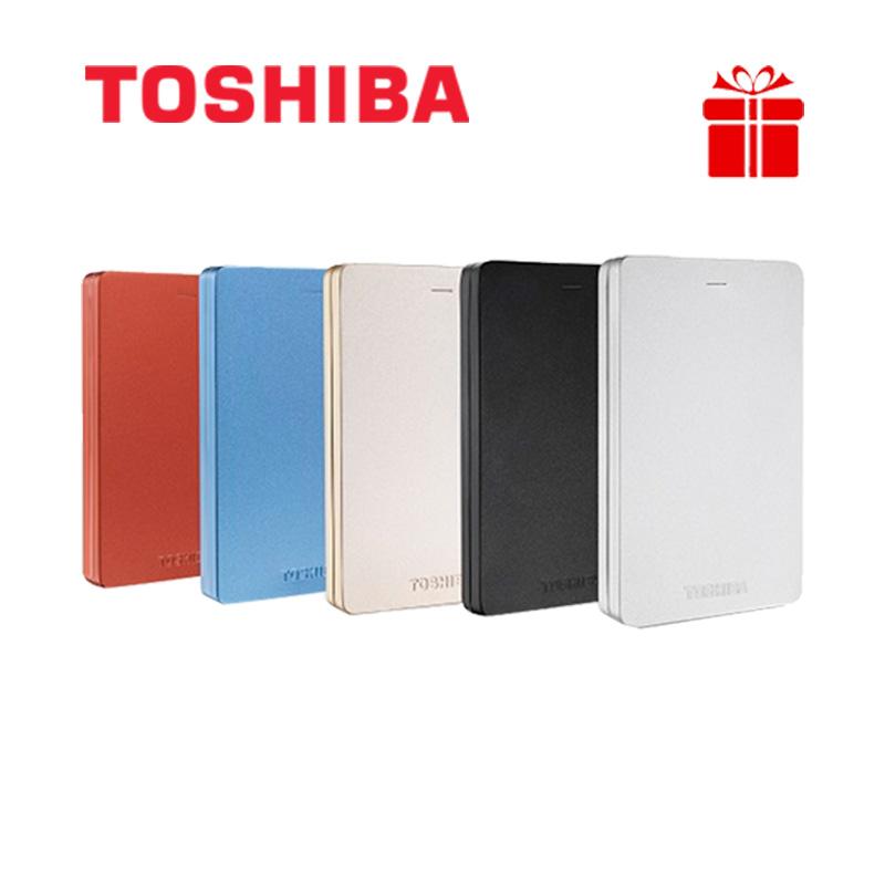 Ổ cứng di động 3.0 Toshiba Canvio Alumy 2TB