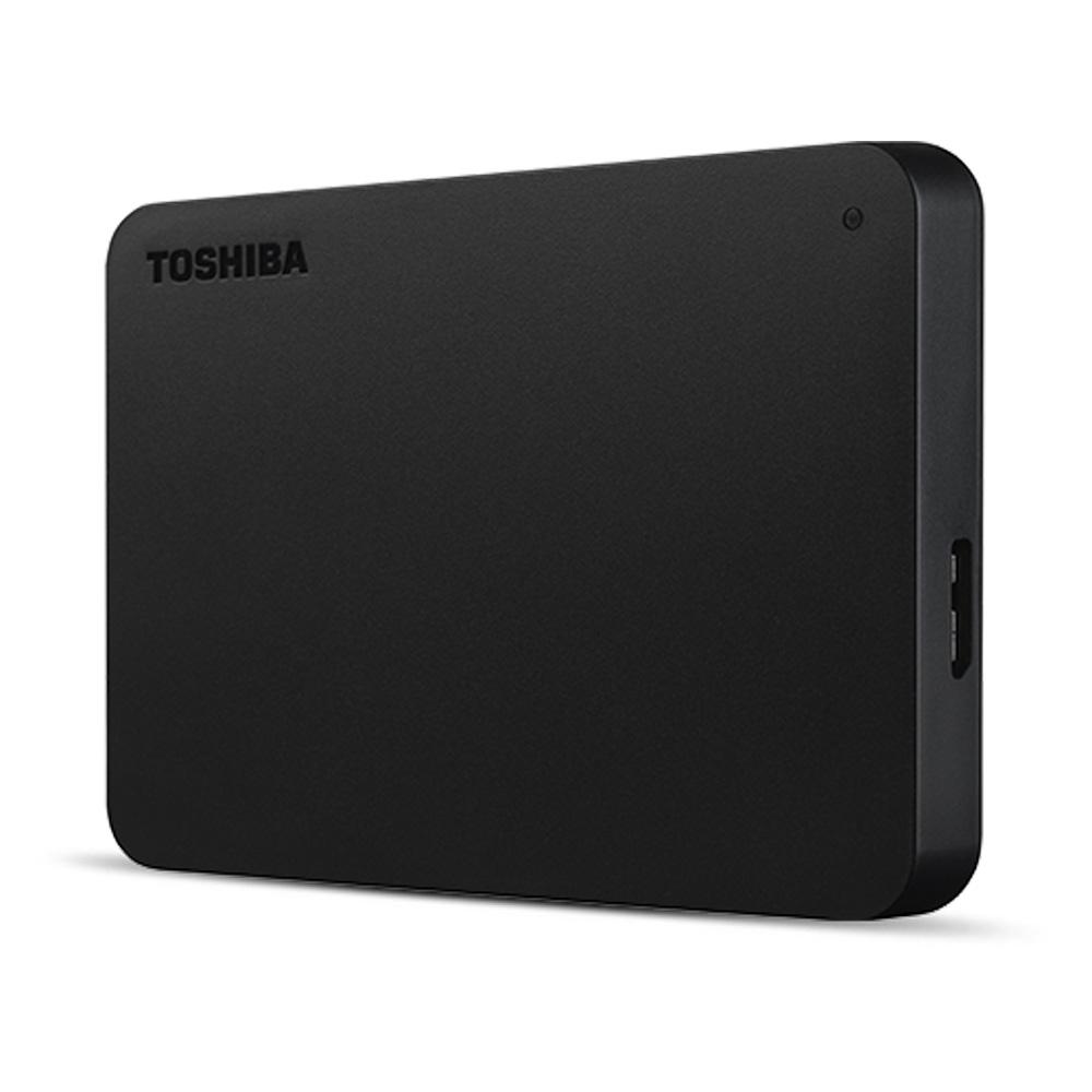 Ổ cứng di động Toshiba Canvio Basic 1TB USB 3.0 HDTB410AK3AA