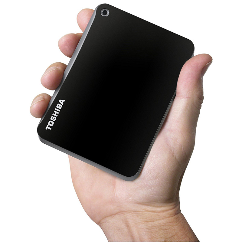 Ổ cứng di động 3.0 Toshiba Canvio Connect II 3TB HDTC830AK3C1