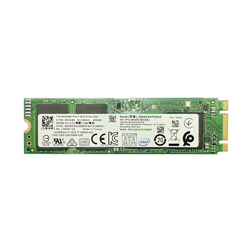 SSD Intel Pro 5450s Series M.2 2280 Sata III 256GB SSDSCKKF256G8