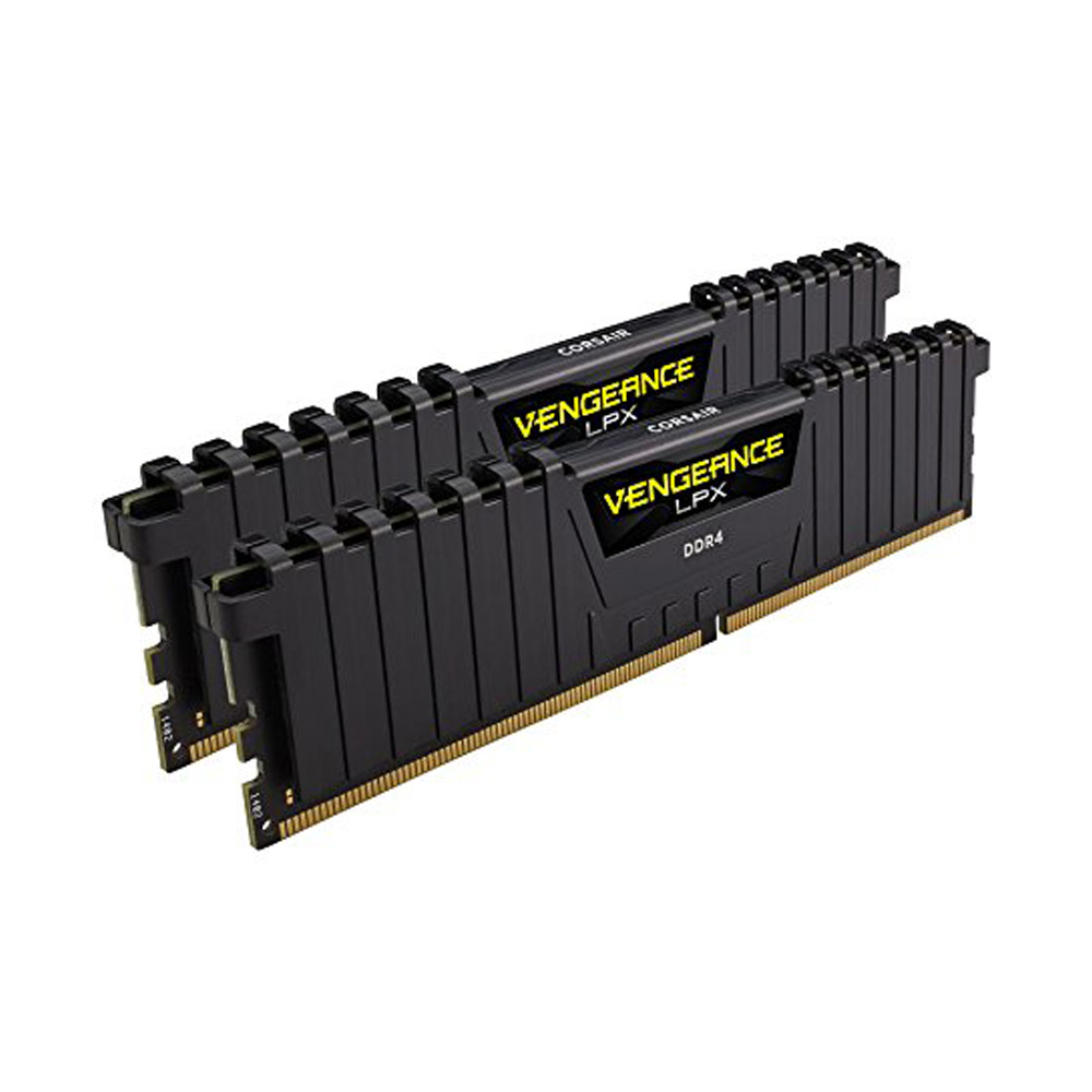 Ram PC Corsair Vengeance LPX 16GB (1x16GB) Bus 2666 DDR4 C16 CMK16GX4M1A2666C16