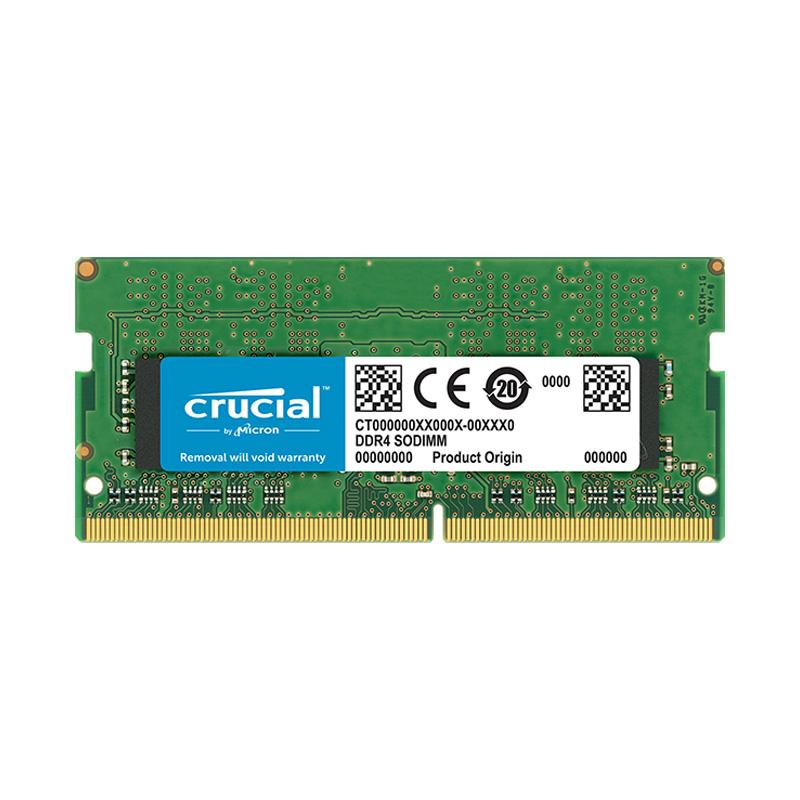 Ram Laptop Crucial DDR4 16GB Bus 2400Mhz (CT16G4SFD824A)