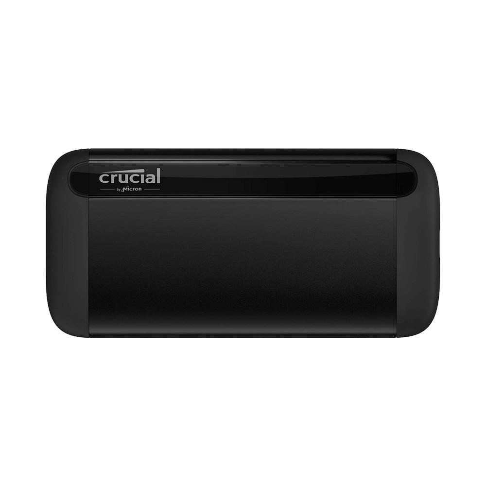 Ổ cứng di động 500GB External SSD Crucial X8 USB 3.2 Gen 2 CT500X8SSD9