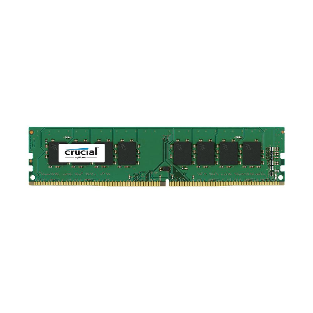 Ram PC Server Crucial 16GB 2666MHz DDR4 ECC RDIMM CT16G4RFD8266