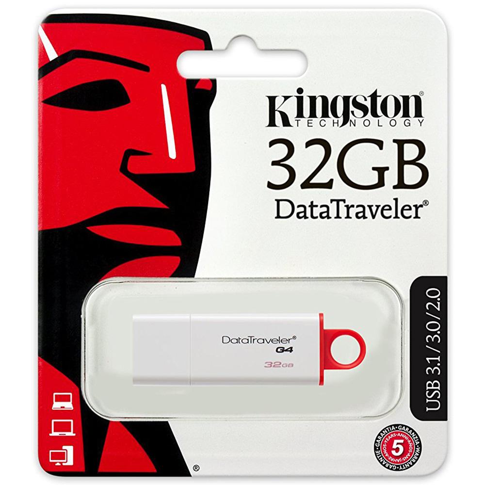 USB 3.0 Kingston DataTraveler G4 32GB DTIG4/32GB