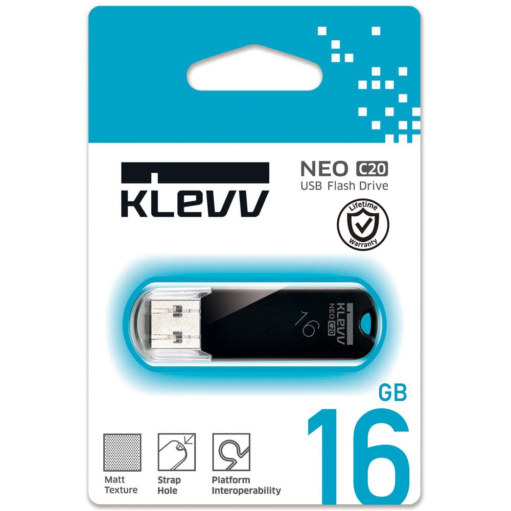 USB 2.0 KLEVV Neo C20 16GB (Hynix Korea) U016GUR2-NB