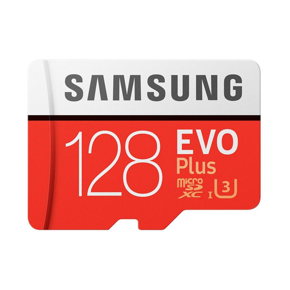 Thẻ Nhớ MicroSDXC Samsung EVO Plus U3 128GB 100MB/s MB-MC128G