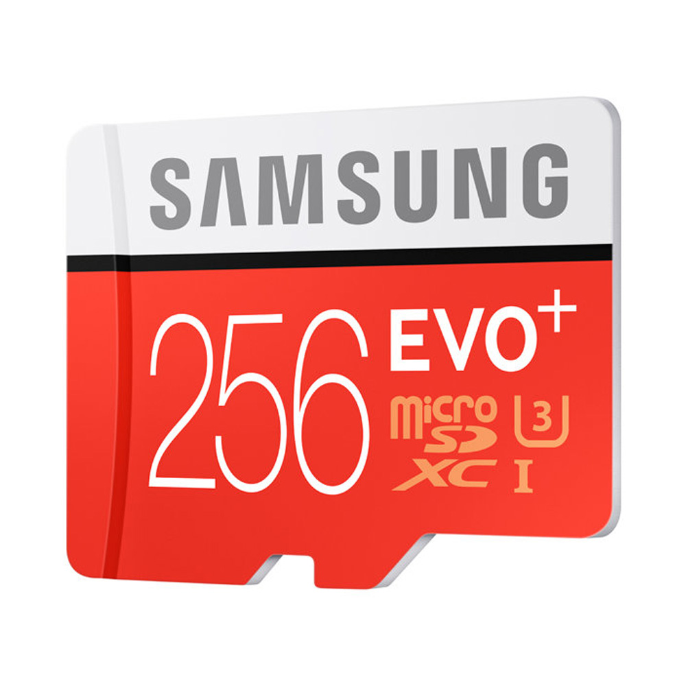 Thẻ Nhớ MicroSDXC Samsung EVO Plus U3 256GB 100MB/s MB-MC256G