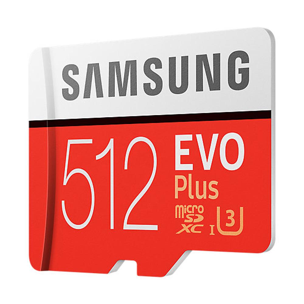 Thẻ Nhớ MicroSDXC Samsung EVO Plus U3 512GB 100MB/s MB-MC512H