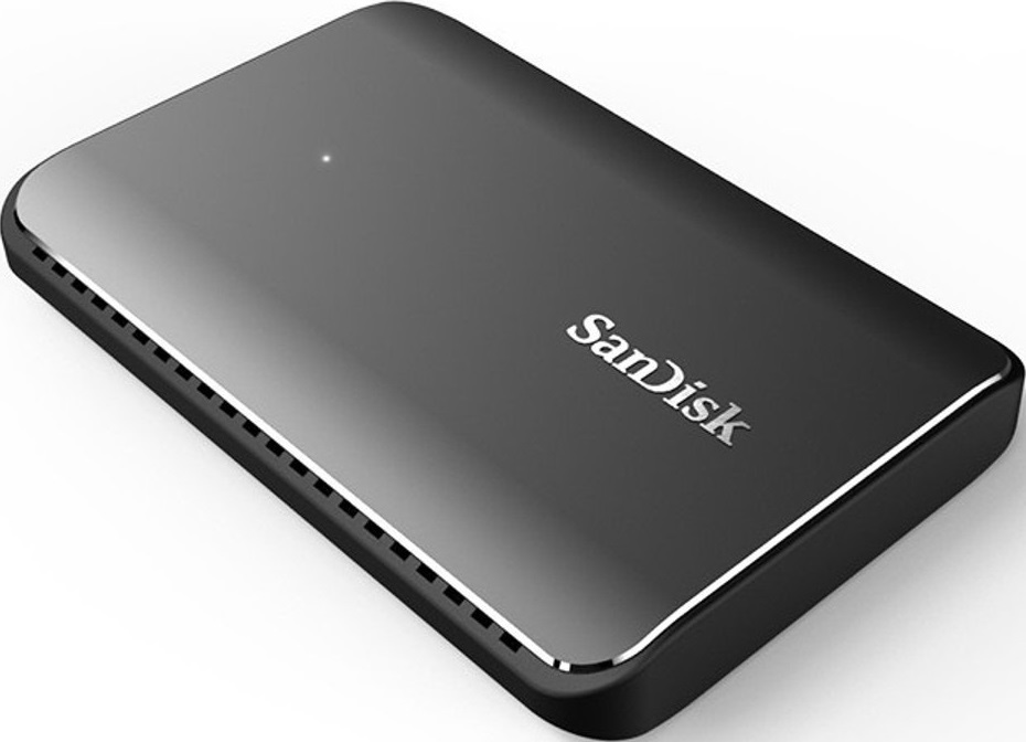 Ổ cứng di động External SSD Sandisk Extreme 900 480GB USB 3.1 Gen 2 SDSSDEX2-480G-G25