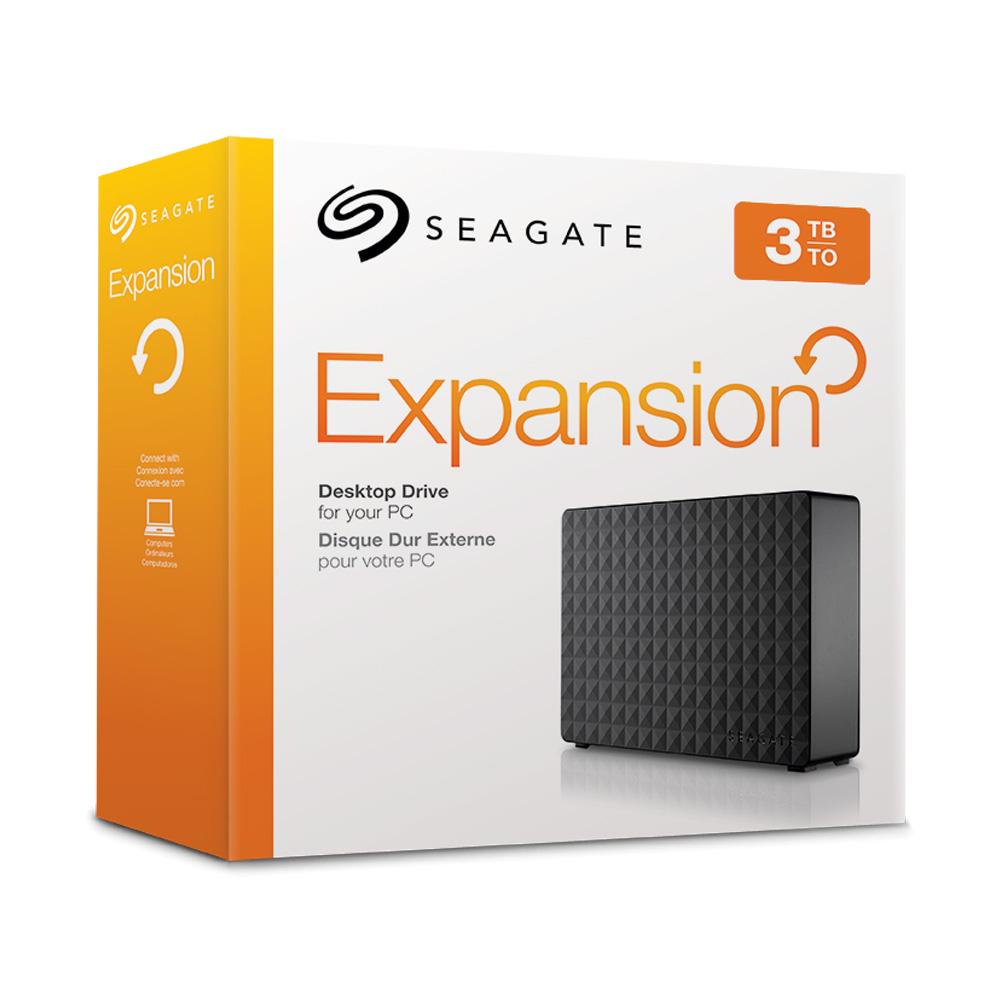 Ổ cứng để bàn HDD 3TB Seagate Expansion Desktop 3.5inch STEB3000300