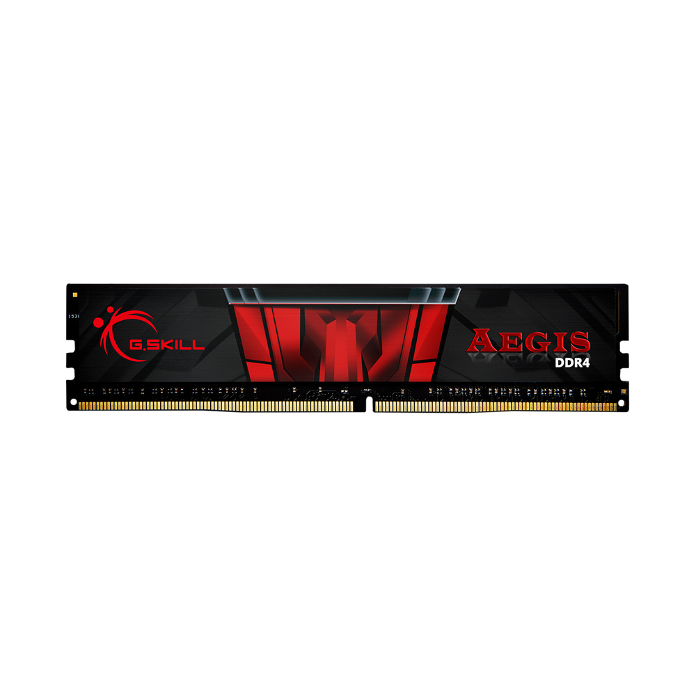 Ram PC G.SKILL Aegis 4GB 2400MHz DDR4 F4-2400C17S-4GIS