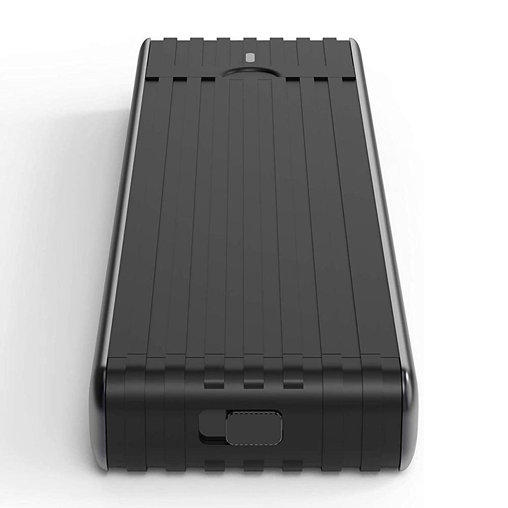 Box di động SSD M.2 PCIe NVMe to USB 3.1 Gen2 Type-C Feeltek UCH001AC1 Aluminum