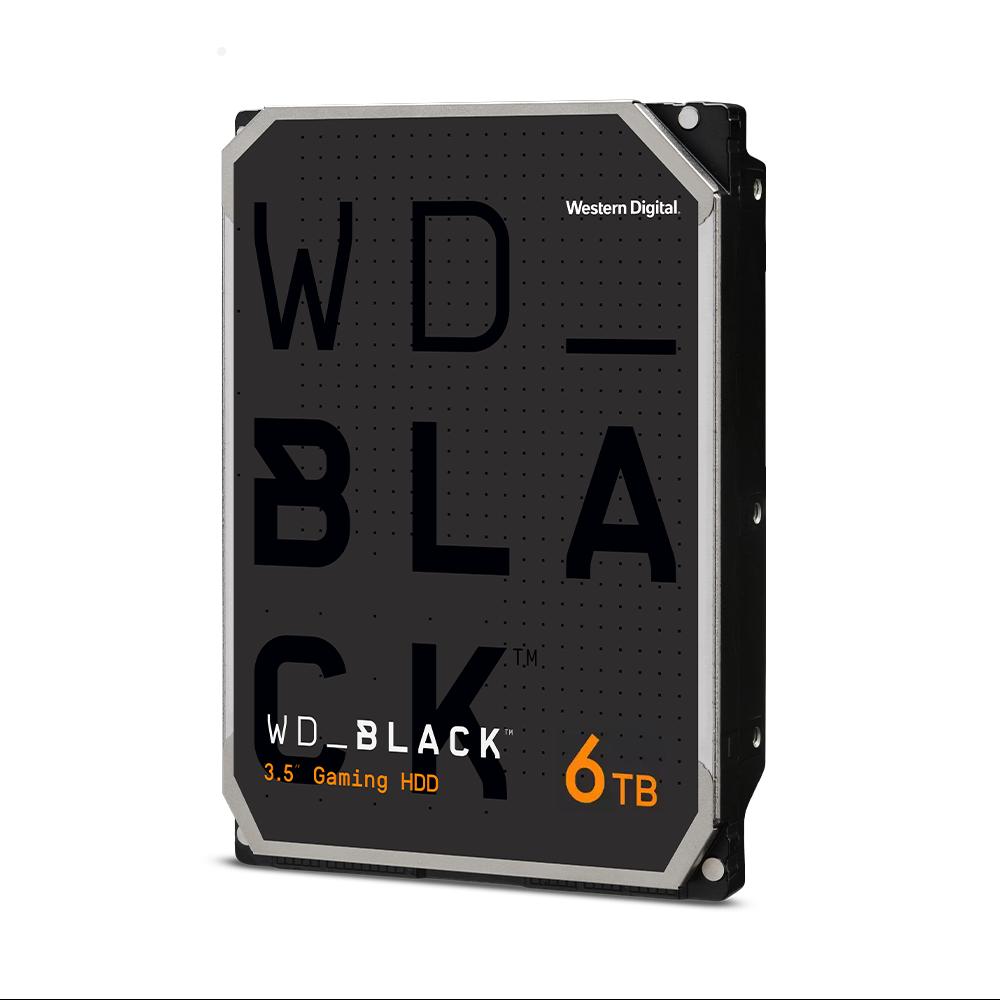 HDD WD Black 6TB 3.5 inch SATA III 256MB Cache 7200RPM WD6003FZBX