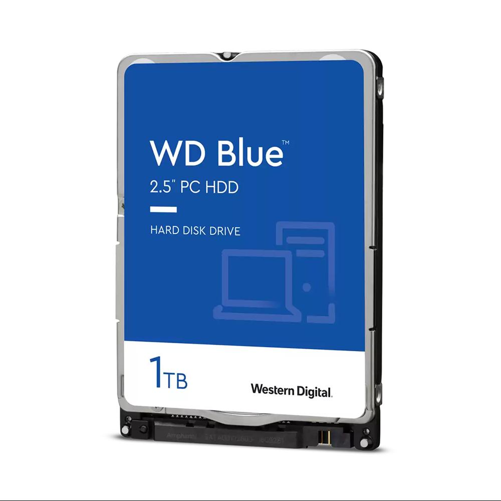 HDD WD Blue 1TB 2.5 inch SATA III 128MB Cache 5400RPM WD10SPZX