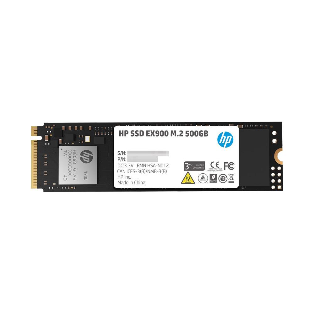 SSD HP EX900 M.2 PCIe Gen3 x4 NVMe 500GB 2YY44AA