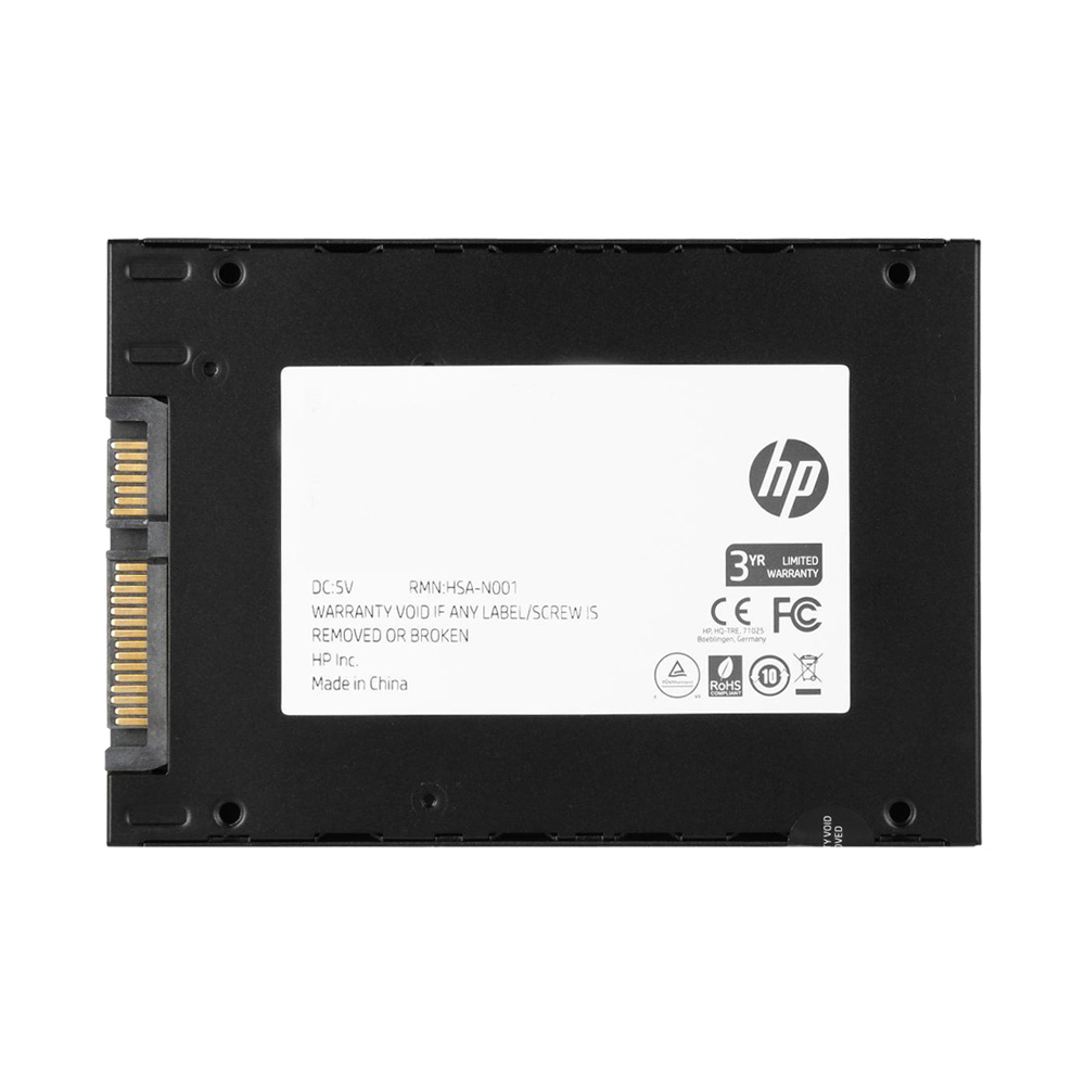 SSD HP S700 500GB 2.5-Inch SATA III 2DP99AA